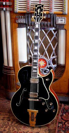 1961 Gibson L-5CES #vintageguitars
