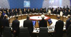 20151115 - Líderes da cúpula do G20 fazem minuto de silêncio pelas vítimas dos ataques em Paris. Chefes de Estado das 20 maiores economias do mundo estão reunidos em Antalya, na Turquia. PICTURE: Ana Dolu/EFE