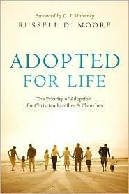 If you ever thought about adoption, or wondered how you as a Christian should respond to Jesus' call to care for the orphan and the widow--this is the book to read.