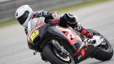 Alvaro Bautista, Aprilia Racing Team Gresini, MotoGP Sepang Test I. #MotoGP #TeamGresini #SepangTest
