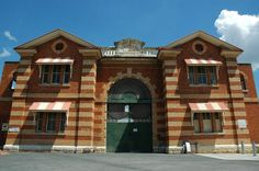 Boggo Road Gaol opened in 1883 as a replacement for the dreaded Brisbane Gaol on Petrie Terrace and closed its heavy reinforced doors for the last time in Underwater City, Live In The Now, Brisbane, Prison, Terrace, Places To Go, Walking, Australia, River