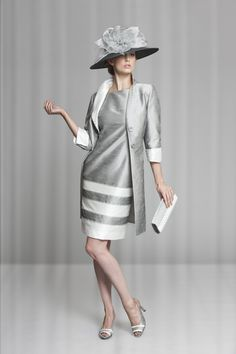Wedding Dresses with coats | Outfits For The Mother Of The Bride |