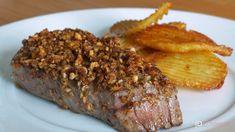 Une délicieuse recette de tournedos de boeuf aux noisettes, cuisson lente avec une échalote ciselée dans un beurre mousseux. #recette #idsaveurs