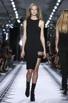 Anthony Vaccarello X Versus Versace Spring 2015