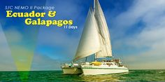 All-Inclusive Galapagos Vacation Packages 11 Days - 10 Nights.