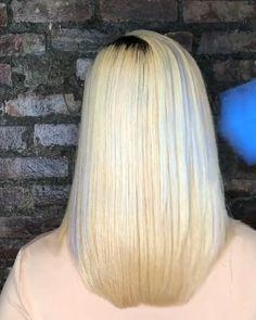 Love Hair, Gorgeous Hair, Weave Hairstyles, Straight Hairstyles, Rebonded Hair, Curly Hair Styles, Natural Hair Styles, Hair Color Shades, Hair Colors