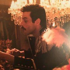 Rami Malek Freddie Mercury, Rami Said Malek, Queen Movie, Rock Bands, Bohemian, Actors, Film, Random, People
