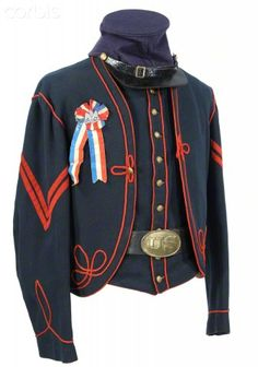 United States Civil War, Birney's Zouave Uniform