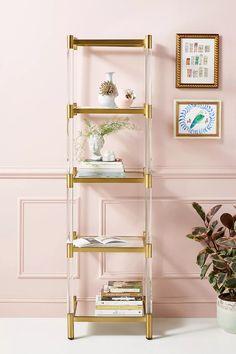 Glass Bookshelves, Glass Shelves, Bookcases, Ladder Bookcase, Hanging Furniture, Entryway Furniture, Office Furniture, Metal Furniture, Unique Desks