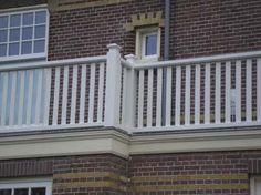 Renovatie jaren 30 trap en balkon hekwerk
