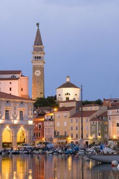 Piran, Slovenia  Want to see the world and know someone looking to make a hire?…