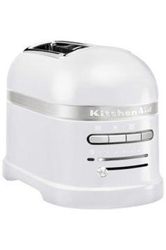 Grille pain Kitchenaid 5KMT2204EFP BLANC GIVRE