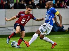 Report: Arsenal target Lille's Sebastien Corchia