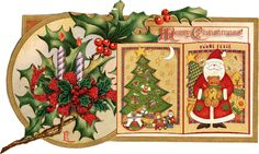 CHRISTMAS GIF •