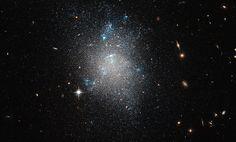 Hubble Views a Dwarf Galaxy by NASA Goddard Photo and Video