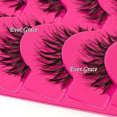 New 5 Pairs Makeup Long Cross Eyelashes Soft Natural Black Fake Thick Eye Lashes -- You can get more details by clicking on the image.