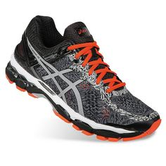 ASICS GEL-Kayano 22 Lite Men's Running Shoes, Size: 10.5, Grey (Charcoal)