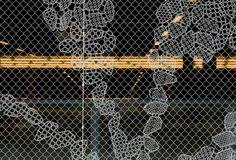 #lacefence #fachadas #tejido #arquitectonico único #cordón #decorativo #malla #encaje- http://vinuesavallasycercados.com/