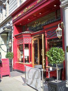 ZsaZsa Bellagio / London Tea Room, Piccadilly