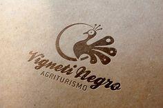 Agriturismo Vigneti Negro // logo by Liala Coradazzi, via Behance