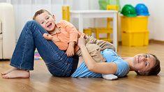 Se détendre et relaxer avec son enfant