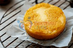 KHA-Suikervrije-Boterkoek-(10)-copy Healthy Recepies, Go For It, Stevia, Camembert Cheese, Muffin, Health Fitness, Low Carb, Keto, Breakfast