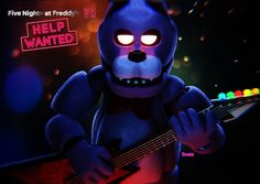 Explore the Five Nights at Freddy's collection - the favourite images chosen by on DeviantArt. Freddy S, Fnaf Golden Freddy, Five Nights At Freddy's, Help Wanted, Fnaf Wallpapers, Fnaf Sister Location, Fnaf 1, Tomorrow Is Another Day, Fnaf Characters