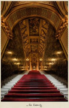 Ken Kaminesky photographer - Hungarian Parliament Building in Budapest