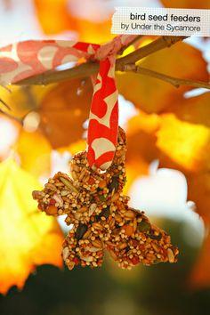 diy {bird seed feeder} » ashleyannphotography.com