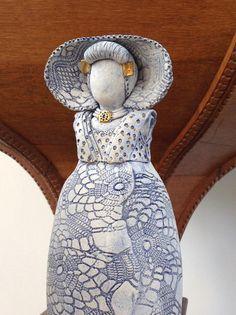 keramiek werk zeeuwse boerin in klederdracht - Google zoeken