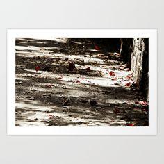 Early Fall 2 Art Print by PSdecor - $15.00