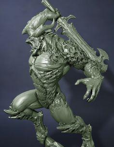 Balrogoth - Creature Caster