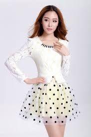Yepme June Off-Shoulder Dress - White