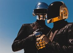 Renacen rumores de un tour de Daft Punk - RockandPop