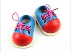 Como Fabricar Zapatos para Muñeco - El Modelado - Hogar Tv por Juan Gonzalo Angel - YouTube