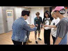 [BANGTAN BOMB] 방탄소년단 '뱁새' Dance Practice (흥 ver.)