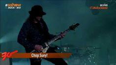 System Of A Down no Rock in Rio Brasil 2015 HD - Chop Suey!