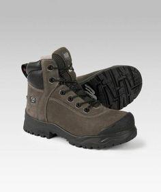 Dakota's 529 Anti-Slip Work Boot features a full grain leather ...