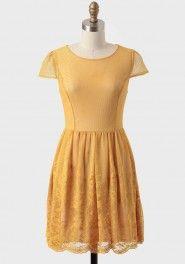 honey love embroidered dress