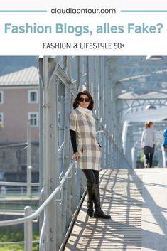 Sieht man auf Fahion Blogs tatsächlich nur Fakes?  #fashion #50plus #lifestyle #style