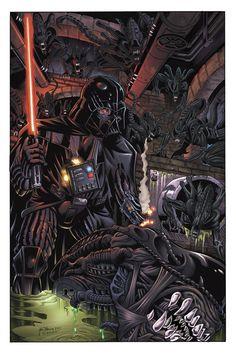 Alien vs. D. Vader