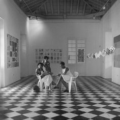 Carrie Mae Weems, 'Dreaming in Cuba: Gallery Sitters,' 2002, Pippy Houldsworth Gallery