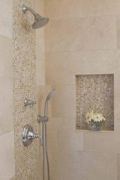 Luxury Brown Bathroom Wall Tiles