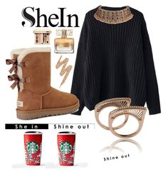 😗000007😗 by ariatorva on Polyvore featuring polyvore fashion style UGG Urban Decay Givenchy clothing