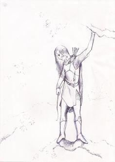 Melancholy Elf Boy by UlrichofCraggenmoo.deviantart.com on @DeviantArt