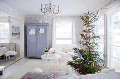 Hopeinen joulukoti | Unelmien Talo&Koti