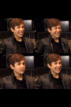 I used this pic as my MCM this week ;) because Austin Mahone is just so perfect