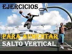 6 EJERCICIOS PARA AUMENTAR TU SALTO VERTICAL /EXERCISES TO INCREASE YOUR VERTICAL JUMP .  RUTINA #31 - YouTube