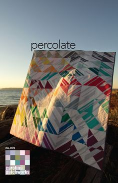 Percolate by Carolina Patchworks