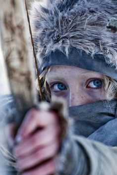 The Young Gun: Saoirse Ronan in Hanna The Beauty Mark: With her white blond hair, crystalline blue eyes, and nearly translucent complexion, Ronan's Hanna looks more like a living doll than a precocious assassin. Good for her; bad for her unsuspecting targets.